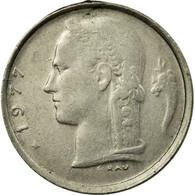 Monnaie, Belgique, Franc, 1977, TB+, Copper-nickel, KM:143.1 - 1951-1993: Baudouin I