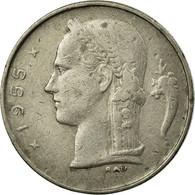 Monnaie, Belgique, Franc, 1955, TTB, Copper-nickel, KM:142.1 - 1951-1993: Baudouin I