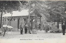 52)   BOURBONNE  Les  BAINS  - Source  Maynard - Bourbonne Les Bains