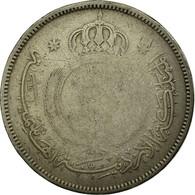 Monnaie, Jordan, Hussein, 100 Fils, Dirham, 1962, B, Copper-nickel, KM:12 - Jordan