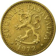 Monnaie, Finlande, 20 Pennia, 1972, TTB, Aluminum-Bronze, KM:47 - Finlande