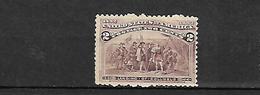 Etats - Unis D' Amérique  1893 Découverte  Cat Yt N° 82  N** MNH - Unused Stamps