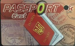 Paco \ GRECIA \ Amimex \ GR-AMI-PAS-0001A \ Passport East \ Usata - Griekenland