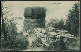 Obersteinbach - Wachtfelsen - Elsass