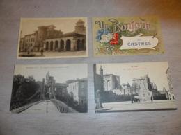 Beau Lot De 20 Cartes Postales De France  Tarn   Mooi Lot Van 20 Postkaarten Van Frankrijk ( 21 ) - 20 Scans - Postkaarten