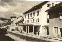 Cpsm Pf -  CRUSEILLES - Hôtel De La Poste   115 - Francia