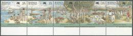AUSTRALIEN 1988 Mi-Nr. 1074/78 ** MNH - 1980-89 Elizabeth II