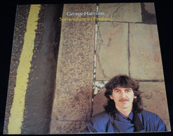 """GEORGE HARRISON – """"Somewhere In England"""" – LP – 1981 – WB56 870 – Dark Horse Records / WEA – Made In Germany - Rock"""