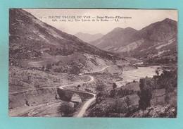 Old Post Card Of Haute Vallee Du Var France ,R74. - Rhône-Alpes