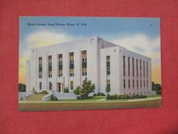 Ward County Courthouse  Minot  North Dakota >      Ref. 3082 - Minot