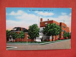 St Joseph's Hospital  Minot  North Dakota >      Ref. 3082 - Minot