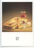"""Roger Et Gallet Extrait - """"Bouquet D'oeillets"""" 1911 (cp Vierge - Photo Yan Rocher MGCL) Publicité Flacon Parfum - Arts"""