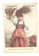 Carte, Chromo, Ou Photo ? Publicitaire Sur Carton - VERVIERS , Maison PIRARD - DREZE Détails,scan N°2 - 190... (b240) - Publicités