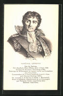 AK Maréchal Lefebvre, Duc De Dantzig, Französ. Heerführer - Guerres - Autres