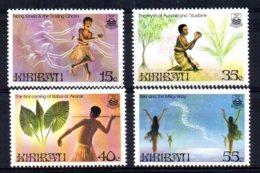 Kiribati - 1985 - Kiribati Legends (2nd Series) - MNH - Kiribati (1979-...)