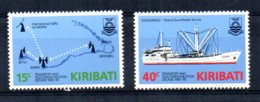 Kiribati - 1985 - Transport & Telecommunications Decade (1st Issue) - MNH - Kiribati (1979-...)