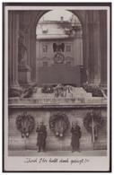 Dt- Reich (006707) Propagandakarte München Mahnmal In Der Feldherrenhalle, Gelaufen München Am 26.4.1934 - Deutschland