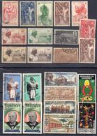 FRANCE Et AFRIQUE ! Timbres Anciens De GUADELOUPE Et Du DAHOMEY Depuis 1920 - Oblitérés