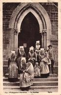 PLOUGASTEL DAOULAS -29- UN BAPTEME - Plougastel-Daoulas