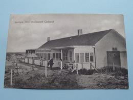 Badhuis Hotel-Restaurant CADZAND ( Foto But Oostburg ) Anno 1929 ( Zie Foto ) ! - Cadzand
