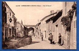 Gondrecourt Le Château  -  Rue De Bonnet - Gondrecourt Le Chateau