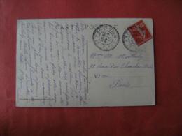 Saint Paul Cachet Perle Facteur Boitier Obliteration Sur Lettre - Marcophilie (Lettres)