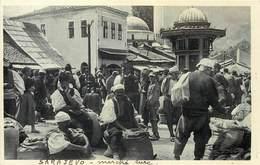 SARAJEVO - Marché Turc. - Bosnie-Herzegovine