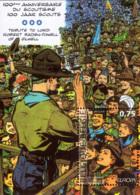 Belgium BL 142** Europa Scoutisme Année 2007 - Blocks & Kleinbögen 1962-....