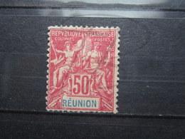 VEND TIMBRE DE REUNION N° 42 , NEUF SANS GOMME !!! - Unused Stamps