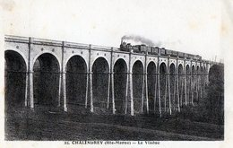 52 -chalindrey Le Viaduc - Chalindrey