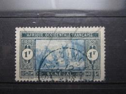 """VEND TIMBRE DU SENEGAL N° 85A , CACHET """" ZIGUINCHOR """" !!! - Sénégal (1887-1944)"""