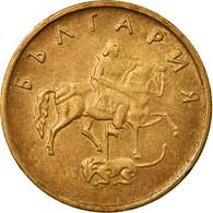Monnaie, Bulgarie, 5 Stotinki, 2000, TTB, Brass Plated Steel, KM:239a - Bulgarie