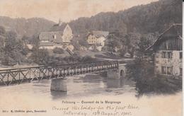 FRIBOURG COUVENT DE LA MAIGRAUGE - FR Fribourg
