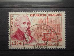 """VEND TIMBRE DE FRANCE N° 1297 , CACHET """" FORT DE FRANCE """" !!! - Martinique (1886-1947)"""