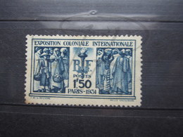 VEND TIMBRE DE FRANCE N° 274 , NEUF AVEC CHARNIERE !!! (a) - France