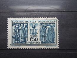 VEND TIMBRE DE FRANCE N° 274 , NEUF AVEC CHARNIERE !!! (b) - France