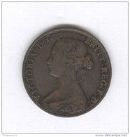 Half Penny Grande Bretagne / United Kingdom 1862 Victoria - SUP - 1816-1901 : Frappes XIX° S.