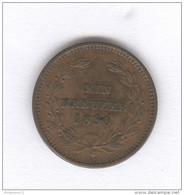 1 Kreuzer Baden 1830 - SUP - [ 1] …-1871 : German States