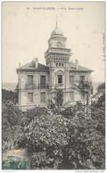 CPA Saint Eugène - Villa Saint Louis - Circulée - Algiers