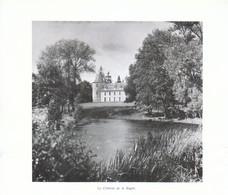 1954 - Iconographie - Villetoureix (Dordogne) - Le Château De La Rigale - FRANCO DE PORT - Vieux Papiers