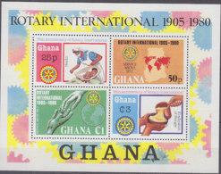A1195 - GHANA BF Yv N°84 ** ROTARY - Ghana (1957-...)