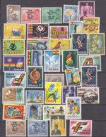 B0089 - GHANA PETIT LOT - Ghana (1957-...)