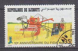 B0097 - DJIBOUTI Yv N°645 AGRICOLTURE - Djibouti (1977-...)