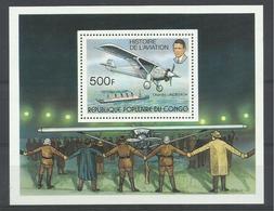 CONGO YVERT H/B 12    MNH  ** - República Democrática Del Congo (1964-71)