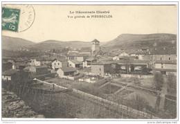 CPA Pierreclos - Vue Générale - Circulée - Andere Gemeenten