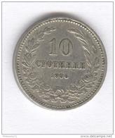 10 Stotinki Bulgarie / Bulgaria 1906 - Bulgarie