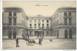 CPA  Mâcon - Le Musée - Circulée 1915 - Macon