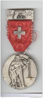 Médaille De Tir Suisse Guillaume Tell - 1963 - Tell Symbole De Notre Liberté - Gettoni E Medaglie