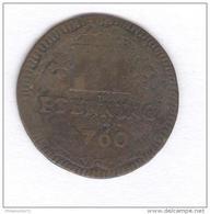 3 Pfennig Allemagne - Munster - 1760 - [ 1] …-1871 : German States