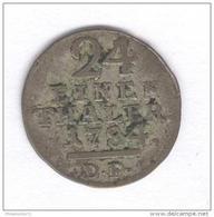 1/24 Thaler Allemagne - Hesse - 1784 - [ 1] …-1871 : German States